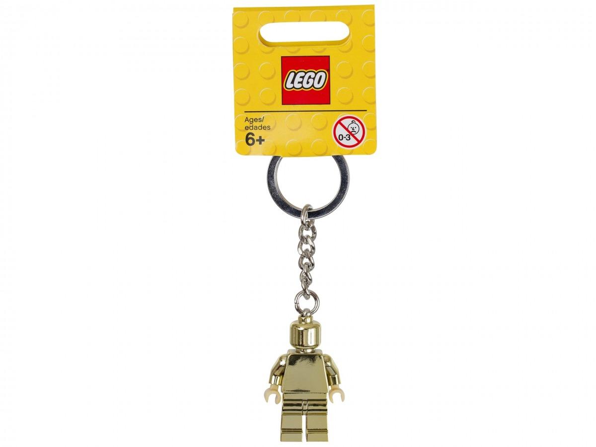 goldener lego 850807 minifigur schlusselanhanger scaled