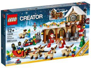 lego 10245 weihnachtliche werkstatt