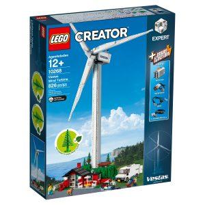 lego 10268 vestas windkraftanlage