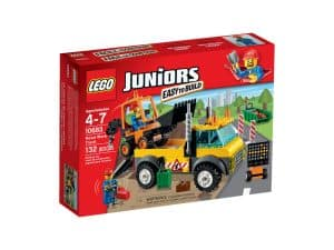 lego 10683 strasenbau lastwagen