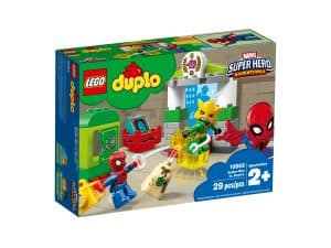 lego 10893 spider man und electro