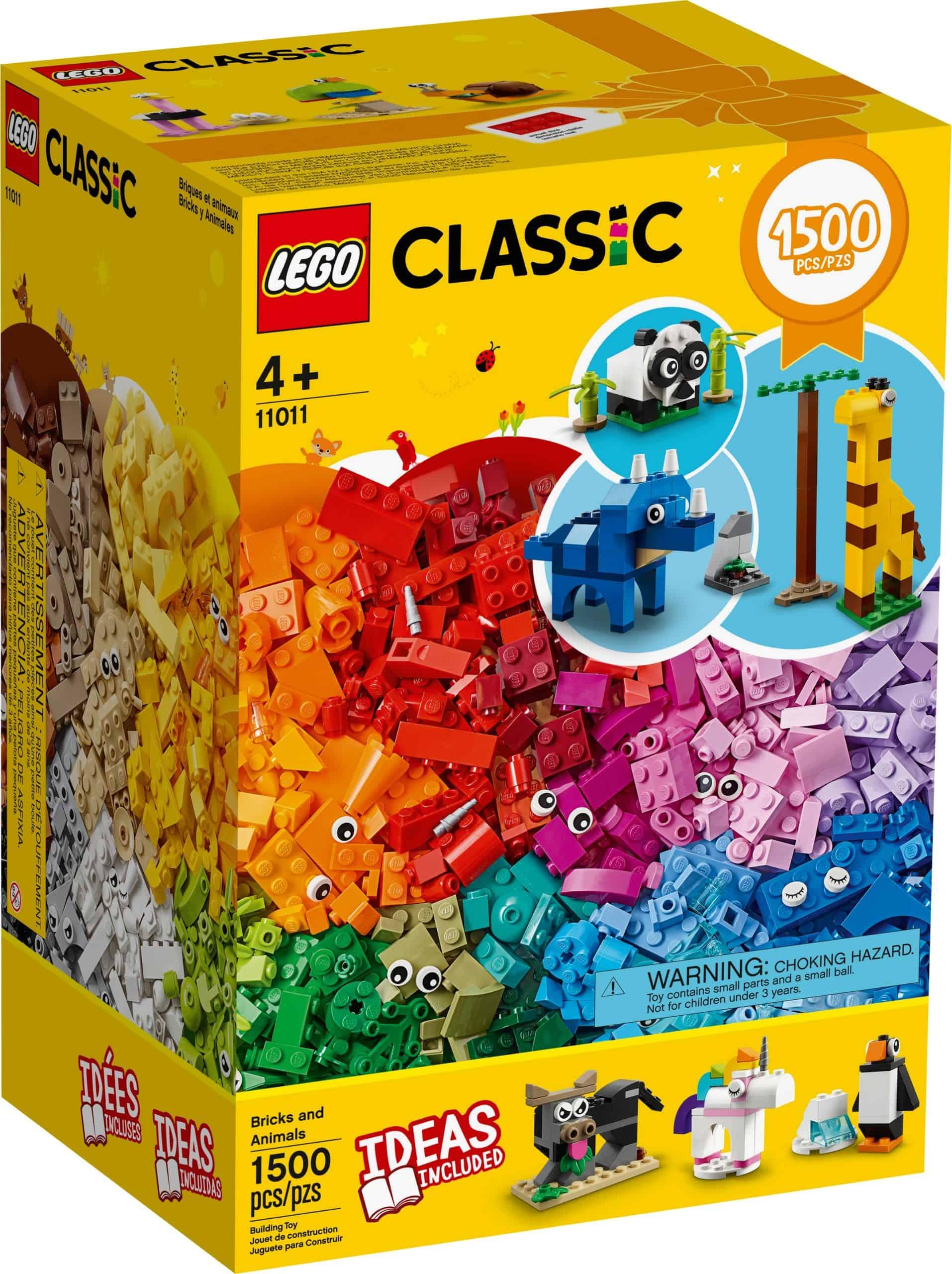lego 11011 bausteine spas mit tieren scaled