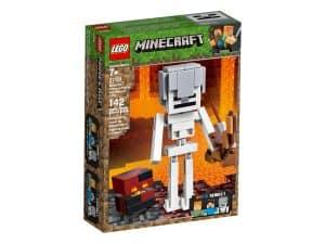lego 21150 bigfig skelett mit magmawurfel