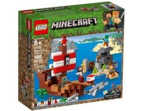 lego 21152 das piratenschiff abenteuer