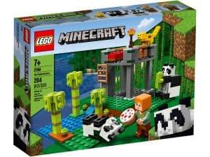 lego 21158 der panda kindergarten