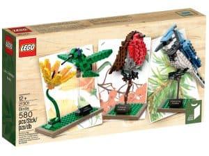 lego 21301 wildvogel