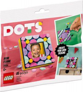 lego 30556 dots mini bilderrahmen