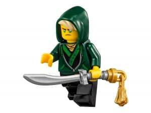 lego 30609 ninjago minifigur lloyd