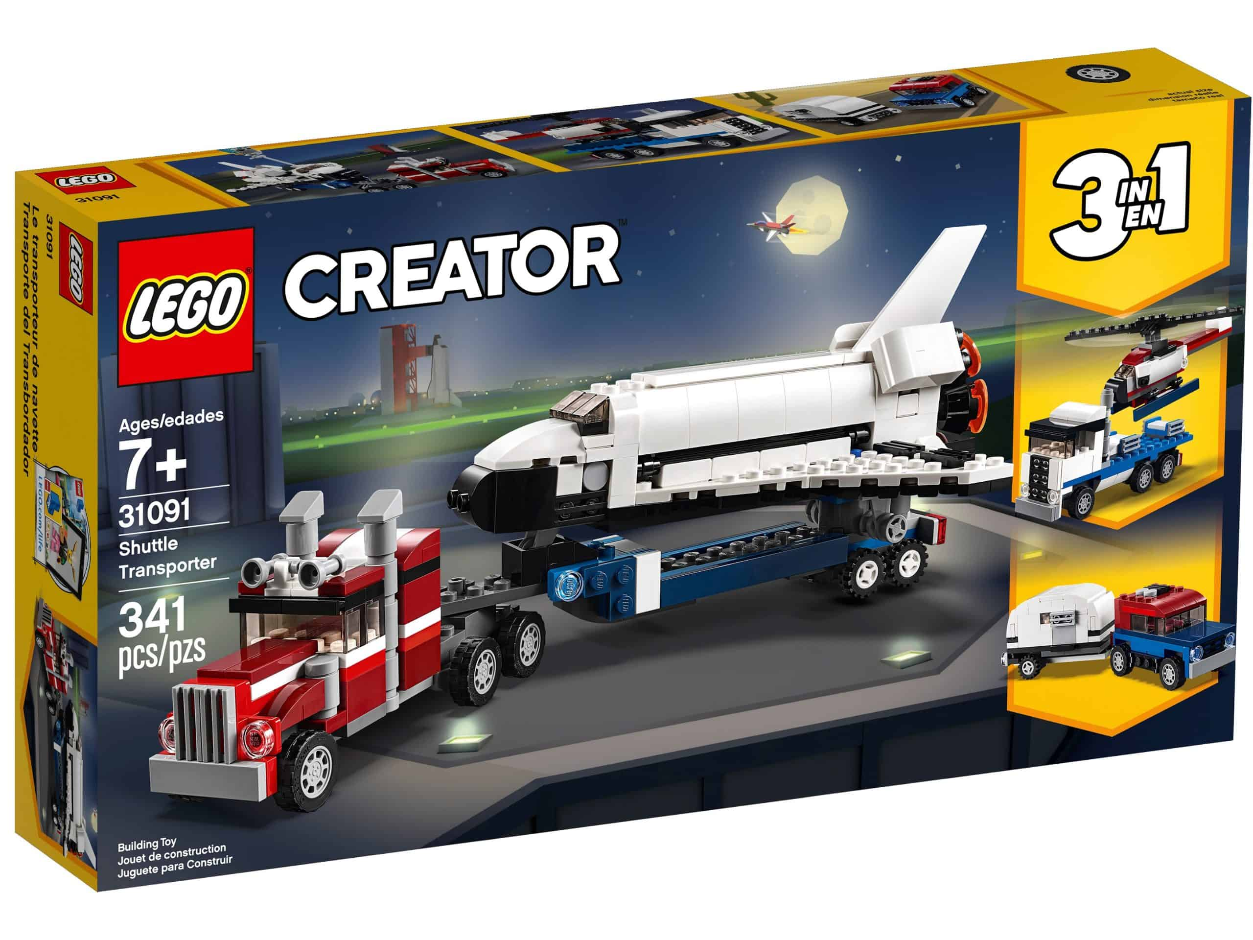 lego 31091 transporter fur space shuttle scaled