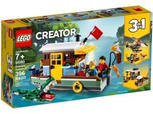 lego 31093 hausboot