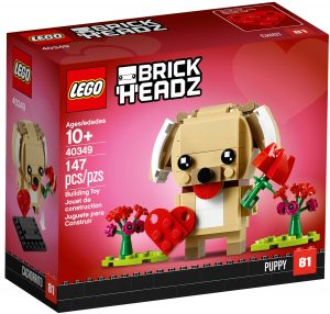 lego 40349 valentinstag welpe