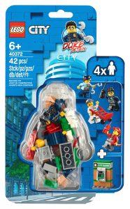 lego 40372 polizei minifiguren zubehorset