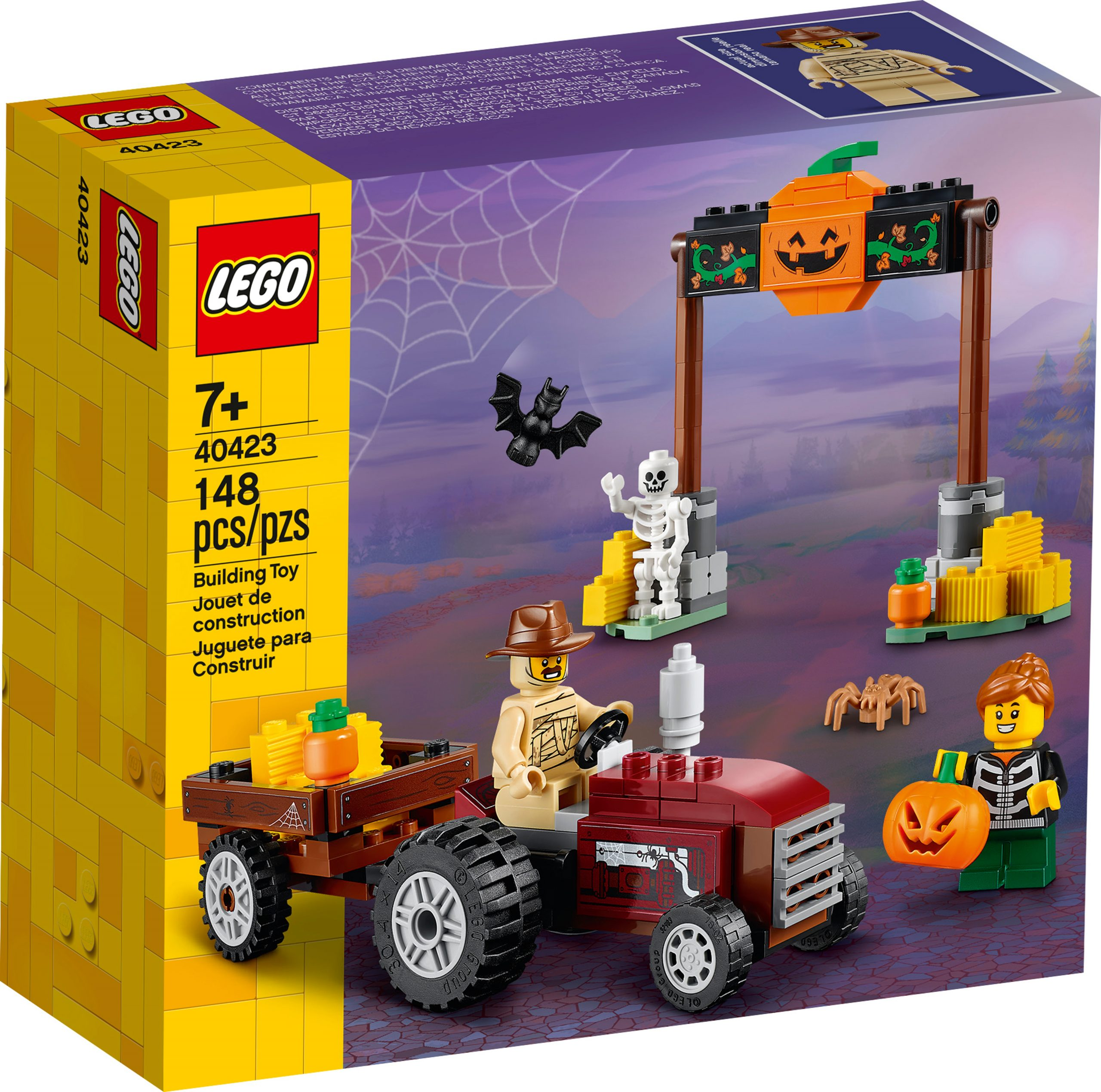 lego 40423 halloween treckerfahrt scaled