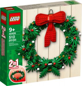 lego 40426 2 in 1 adventskranz