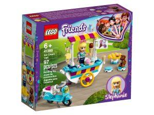 lego 41389 stephanies mobiler eiswagen