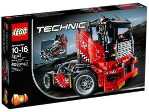lego 42041 renn truck