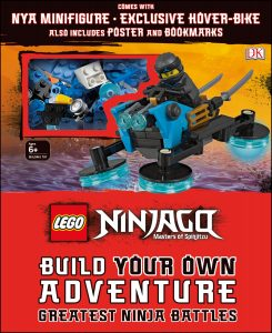 lego 5005656 ninjago build your own adventure greatest ninja battles