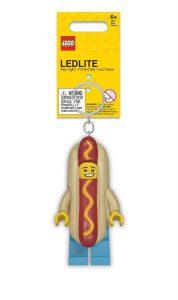 lego 5005705 mann im hotdog kostum schlusselanhanger mit licht