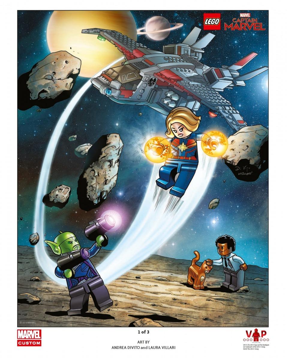 lego 5005877 captain marvel poster motiv 1 von 3 scaled