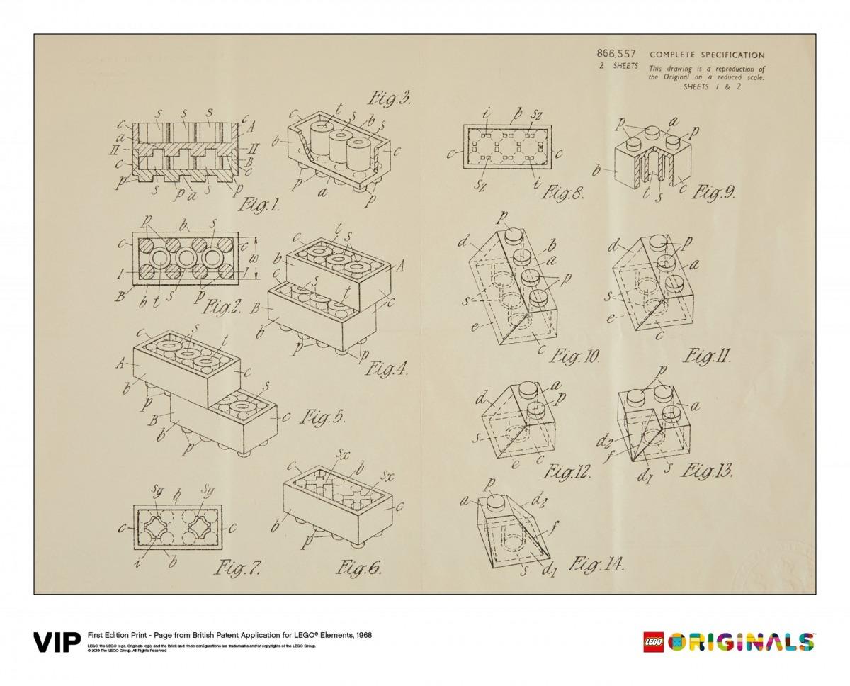 lego 5006004 1 ausgabe druck britisches patent 1968 scaled