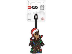 lego 5006032 weihnachtlicher taschenanhanger chewbacca