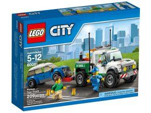 lego 60081 pickup abschleppwagen mit auto