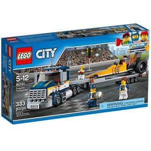 lego 60151 dragster transporter