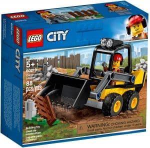 lego 60219 frontlader