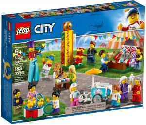 lego 60234 stadtbewohner jahrmarkt