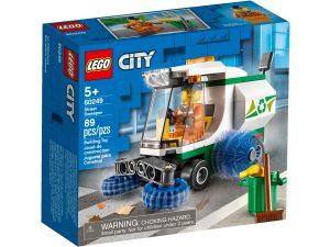 lego 60249 strasenkehrmaschine