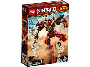 lego 70665 samurai roboter