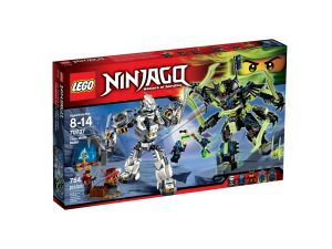 lego 70737 titanroboter gegen mech enstein