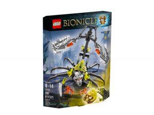 lego 70794 totenkopf skorpion