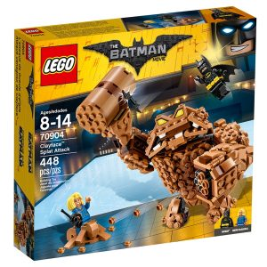 lego 70904 clayface matsch attacke