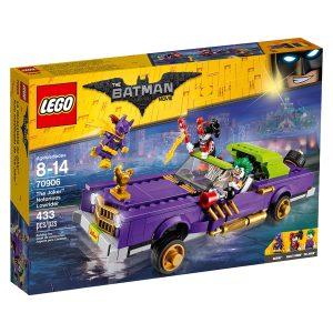 lego 70906 jokers beruchtigter lowrider