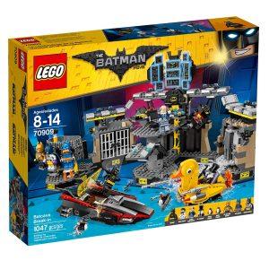 lego 70909 batcave einbruch