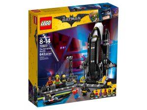 lego 70923 bat spaceshuttle