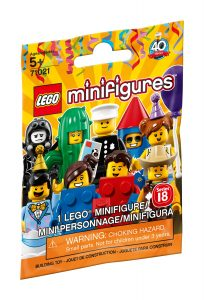 lego 71021 serie 18 party