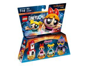 lego 71346 the powerpuff girls team pack