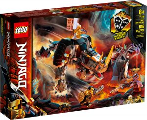 lego 71719 zanes mino monster