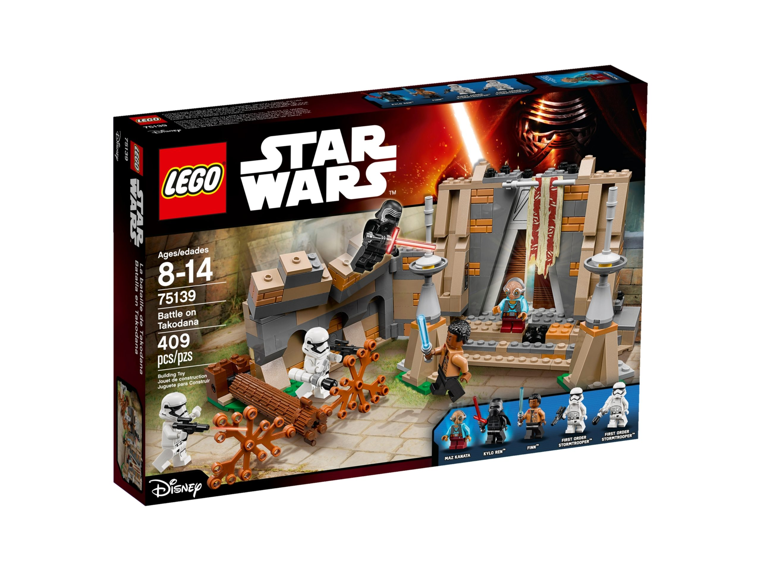 lego 75139 battle on takodana scaled