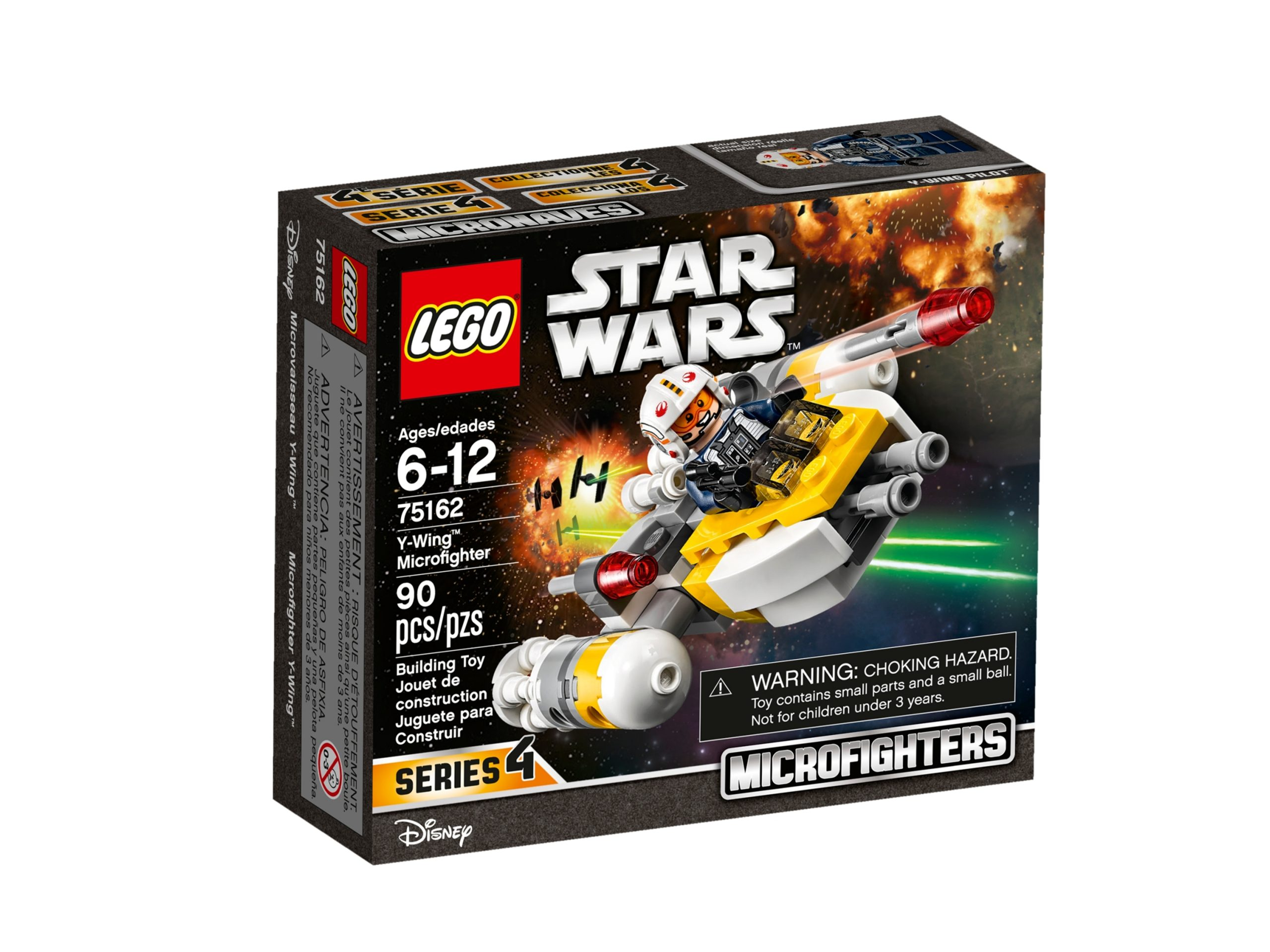 lego 75162 y wing microfighter scaled