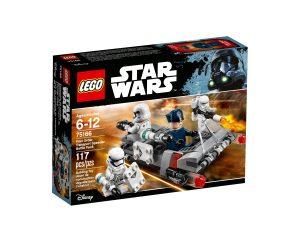 lego 75166 first order transport speeder battle pack