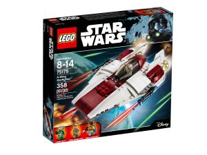 lego 75175 a wing starfighter