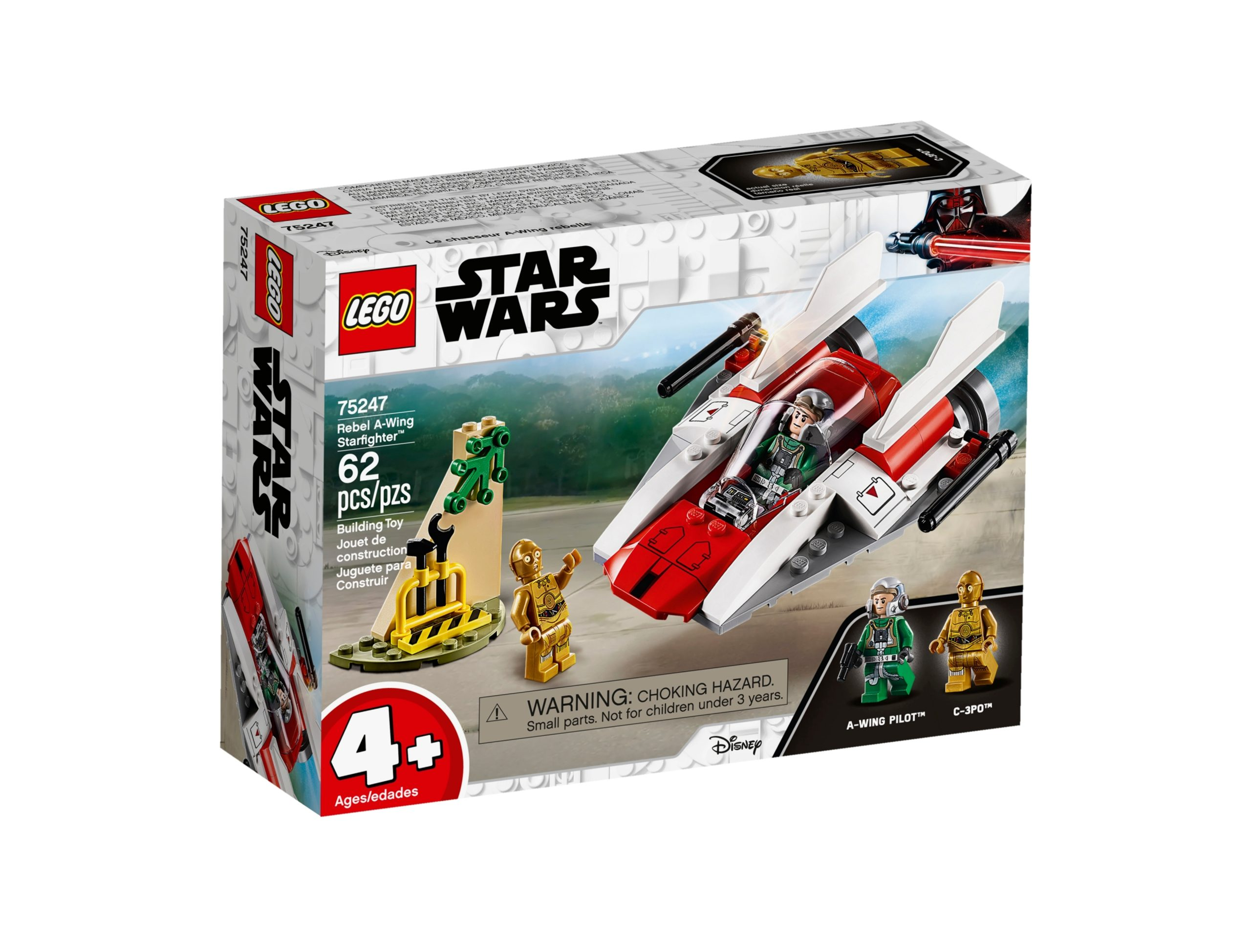 lego 75247 rebel a wing starfighter scaled
