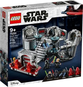 lego 75291 todesstern letztes duell