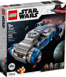 lego 75293 i ts transportschiff der rebellen