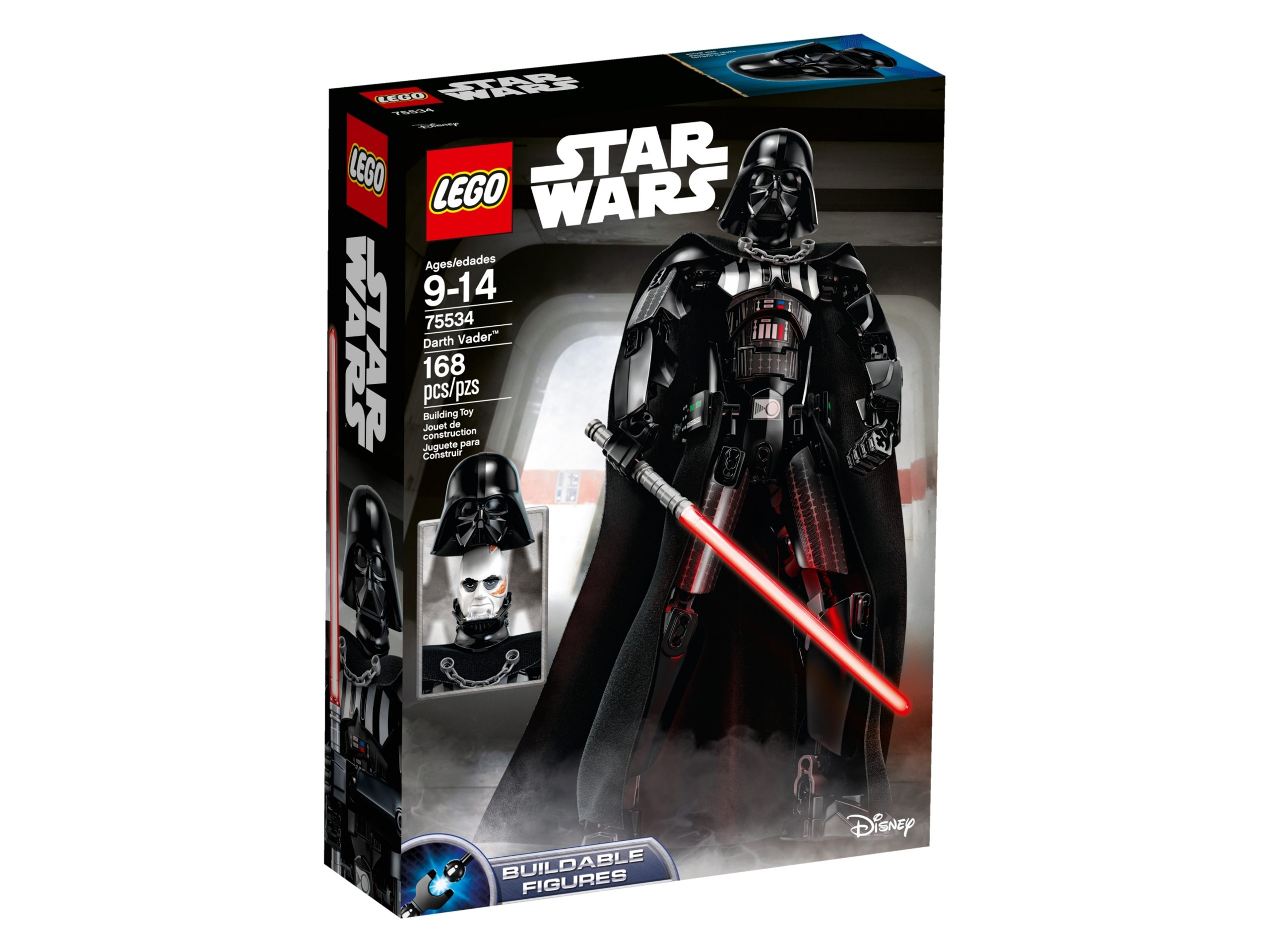lego 75534 darth vader scaled