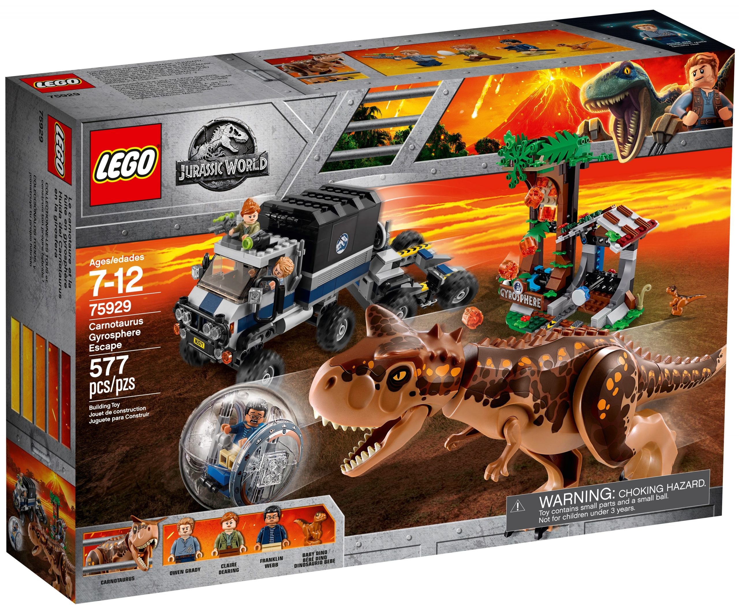 lego 75929 carnotaurus flucht in der gyrosphere scaled