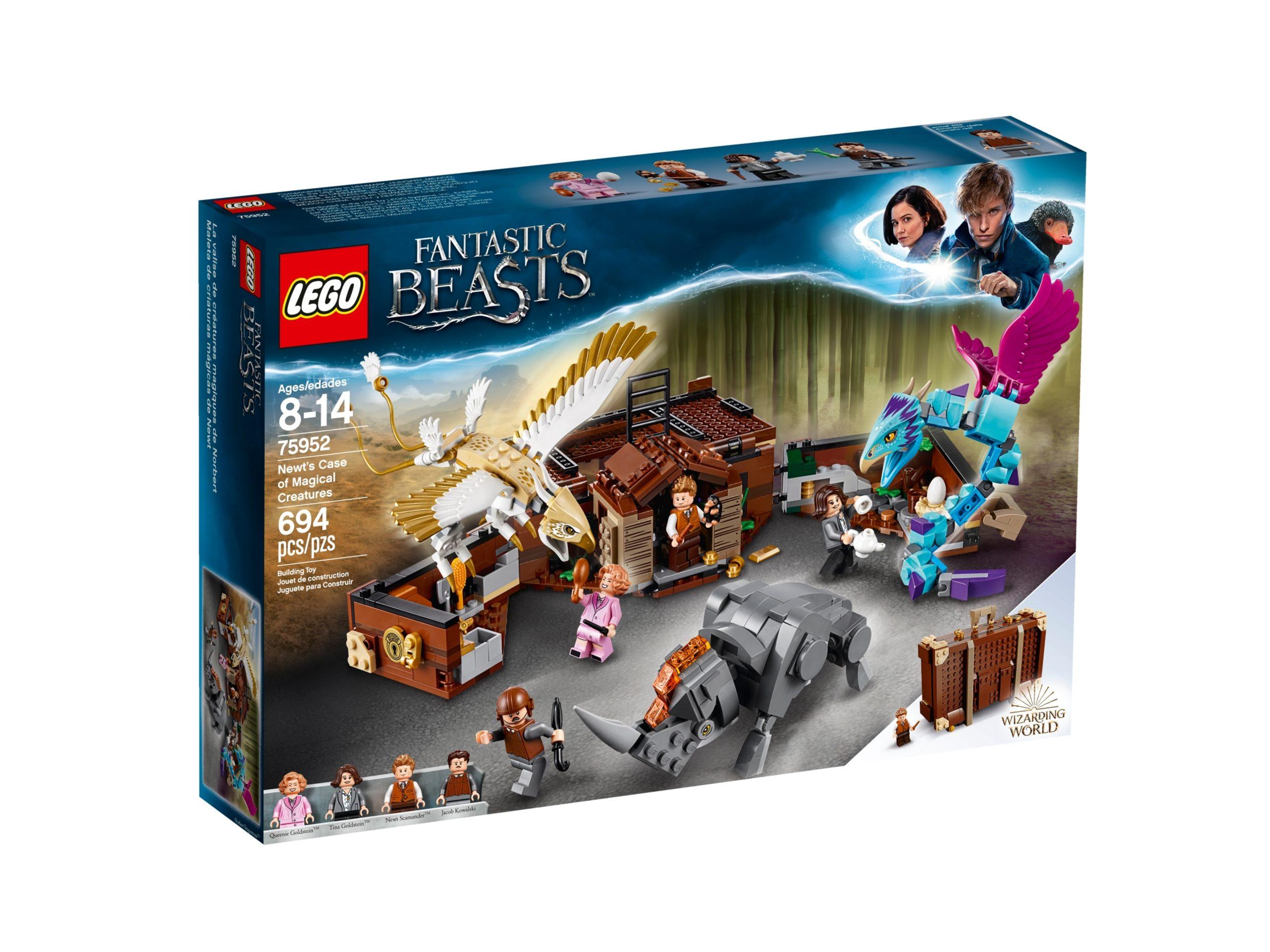 lego 75952 newts koffer der magischen kreaturen scaled